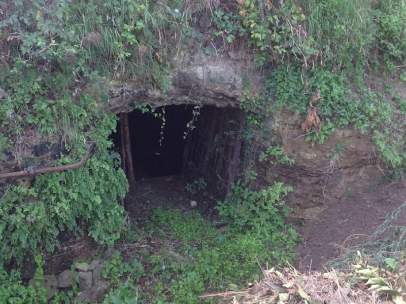 Entrata di una grotta