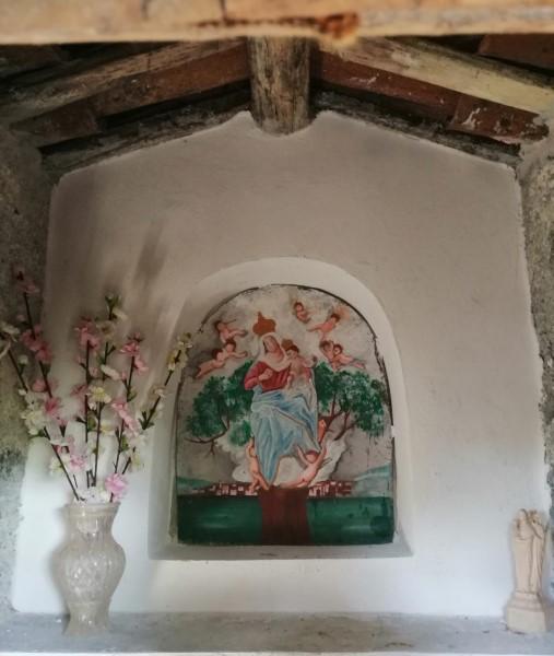 Icone votive: Interno Paoli