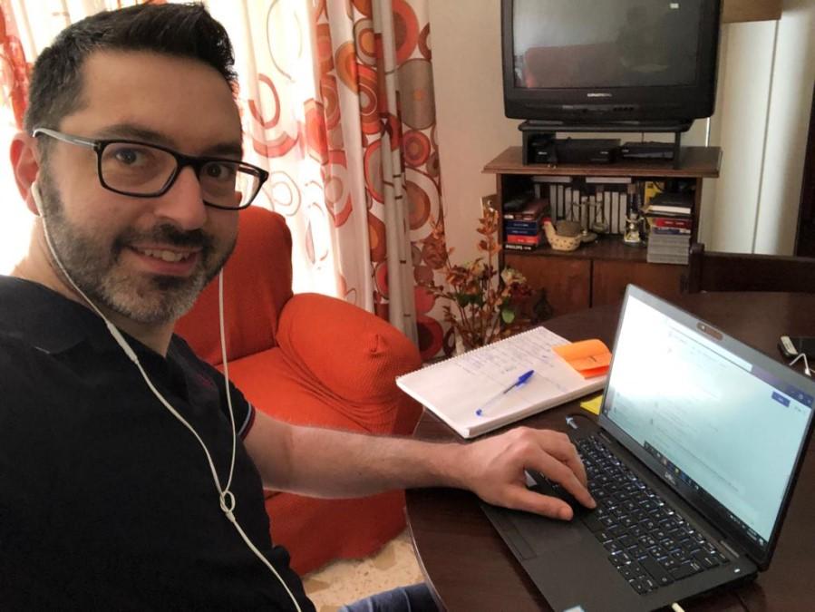 Pasqualino Bartolotta in modalità southworking