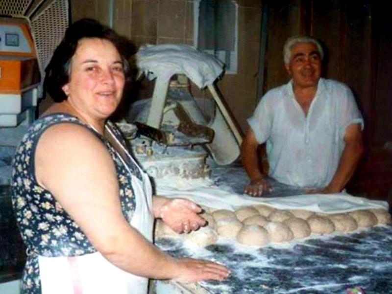 U fhurnu: Sara E Vittorio