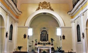 Interno Chiesa di sant'andrea