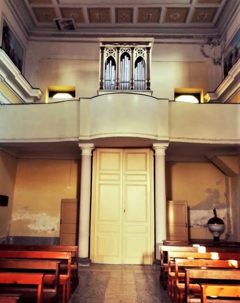 Organo della chiesa di sant'andrea