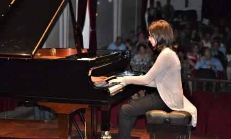 Della Quercia: Sabrina Pugliano al piano