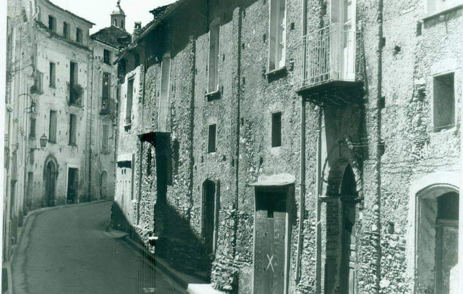 Vecchie Case Di Conflenti Via Garibldi Jpeg
