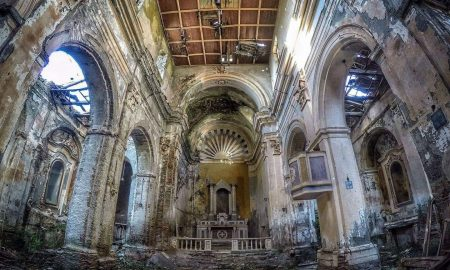 Conflenti Chiesa San Nicola