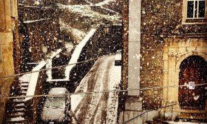 Madonna U Ritu Con La Neve