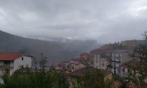 Conflenti Con La Nebbia N