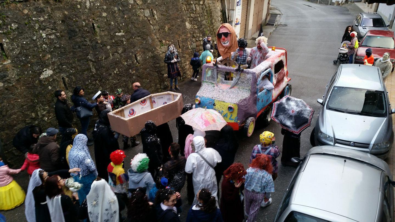 Foto Di Mario Carino Carnevale 2017