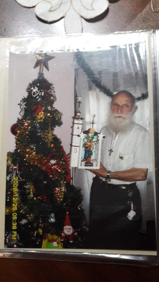 Gaetano Volpe A Natale