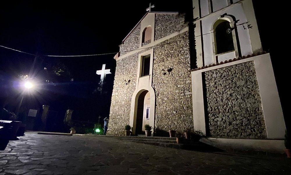 Querciola Di Notte...foto Di Maria Villella
