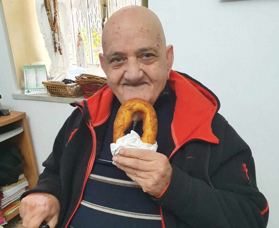 Egidio Baratta Mangia Una Grisppella