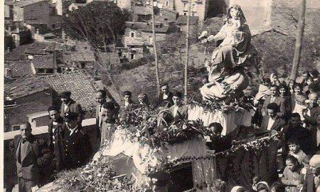 Madonna Del Carmine Sul Camion