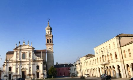 La chiesa dei Santi Martino e Severo