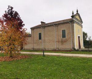 Oratorio Aguiaro dopo l'ultimo restauro