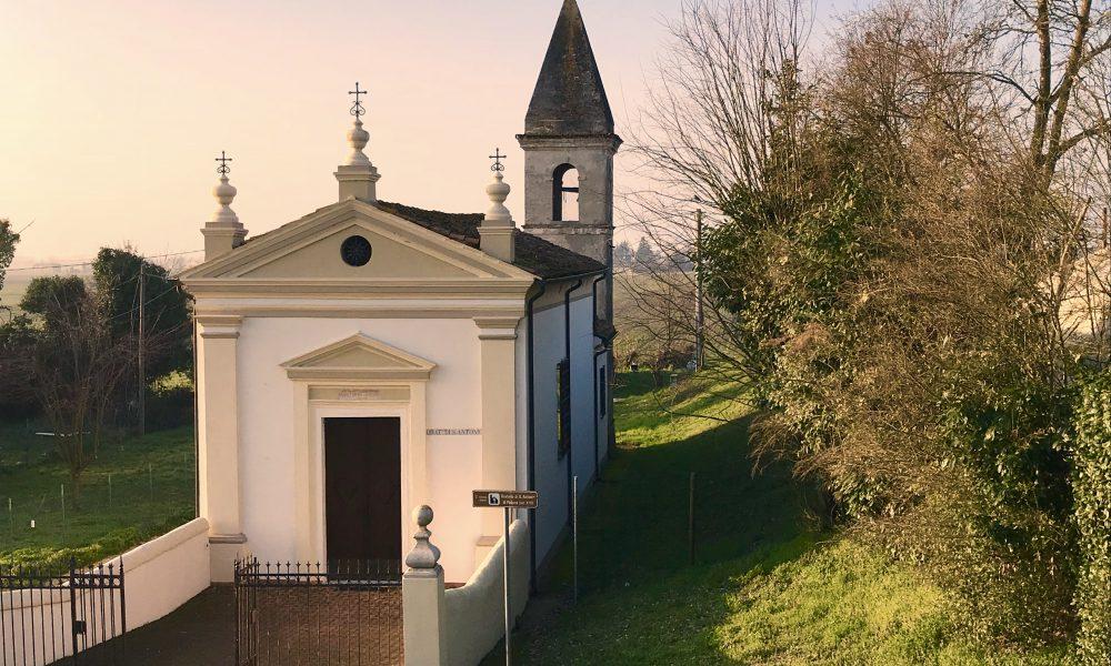 oratorio di sant'Antonio