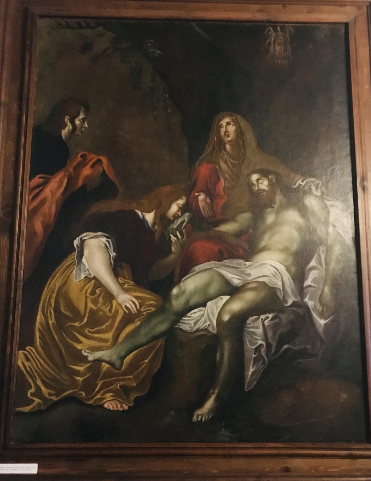 La Pietà, autore incerto