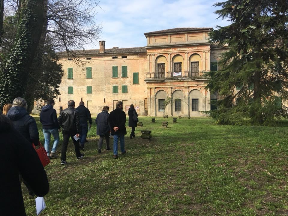 Villa Falcò - Crespino