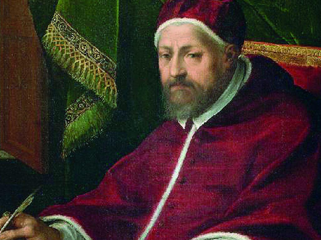 villa Pio Falcò - Papa Clemente VIII