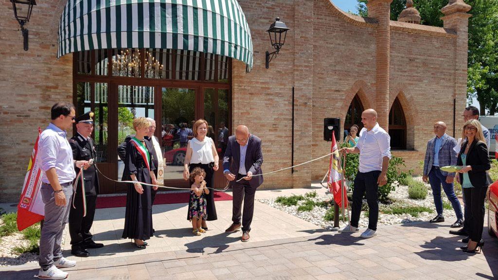 La Romanina Eventi - inugurazione 2 giugno 2019