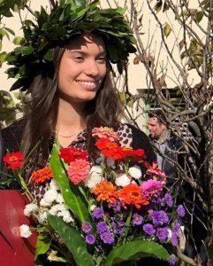 Sofia Michieli - immagine radiosa della dottoressa Michieli