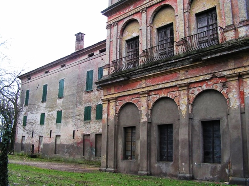 Villa Pio Falcò - Villa Da Restaurare