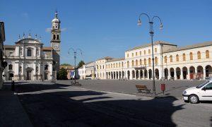 Crespino dagli etruschi ai romani - Piazza di Crespino