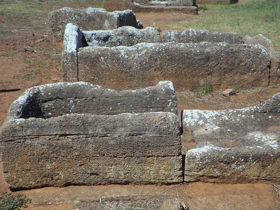 Crespino dagli etruschi ai romani - sarcofago degli Etruschi
