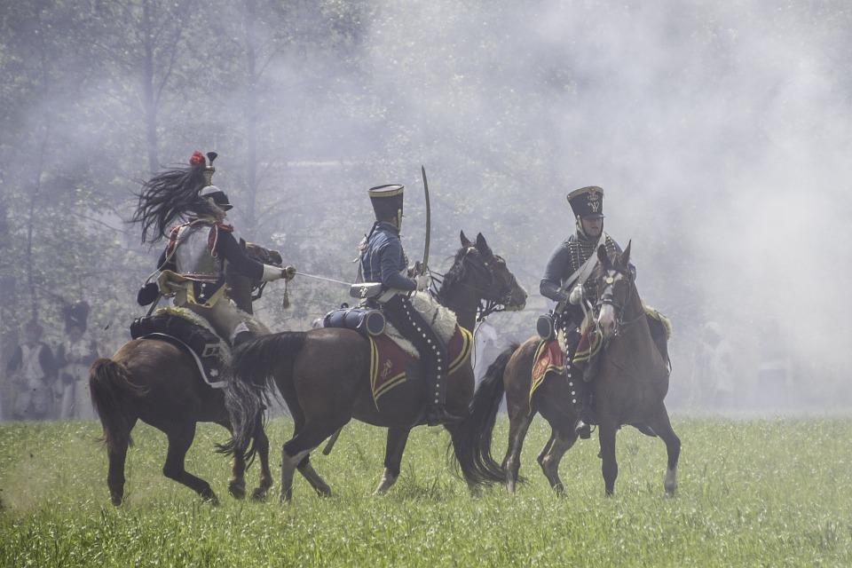 Crespino dagli etruschi ai romani - esercito di Napoleone