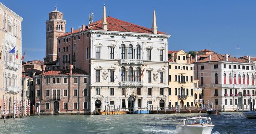 Karate nel Polesine - Venezia palazzo Balbi