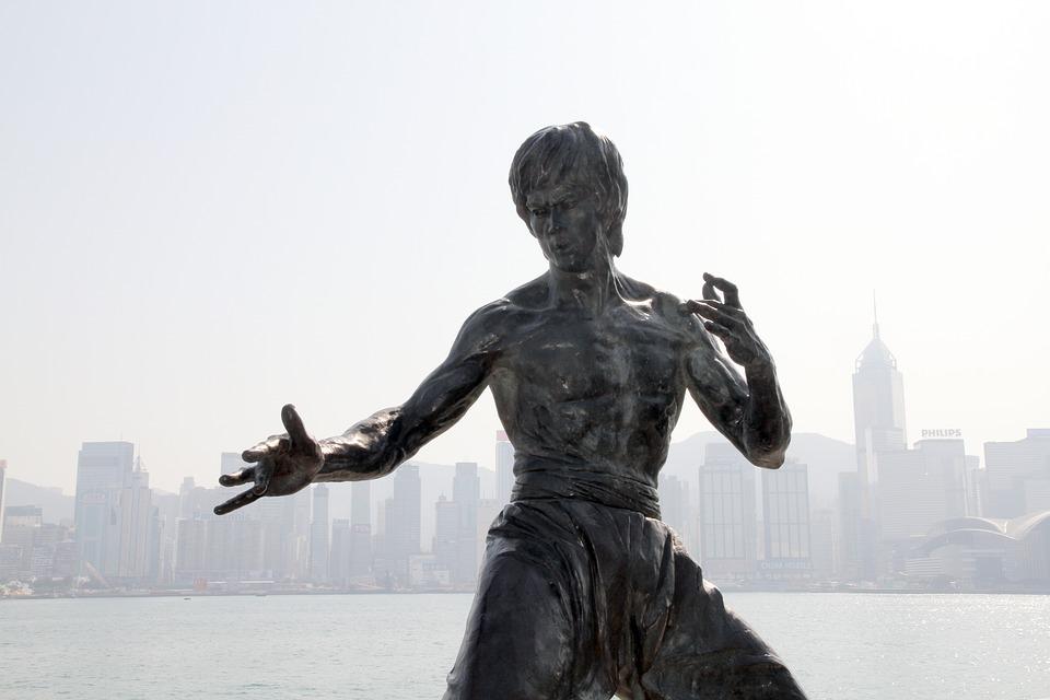 karate nel Polesine - Bruce Lee