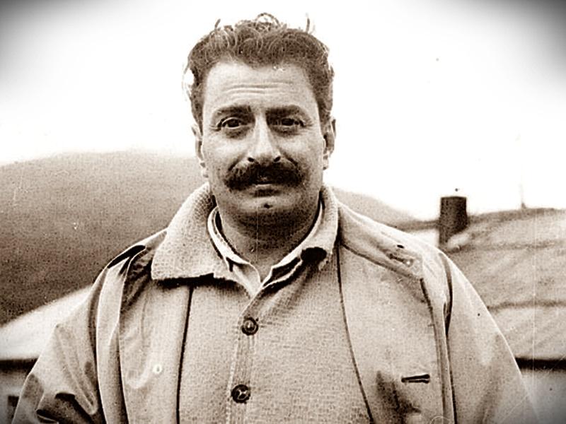 Giovannino Guareschi - immagine dello scrittore