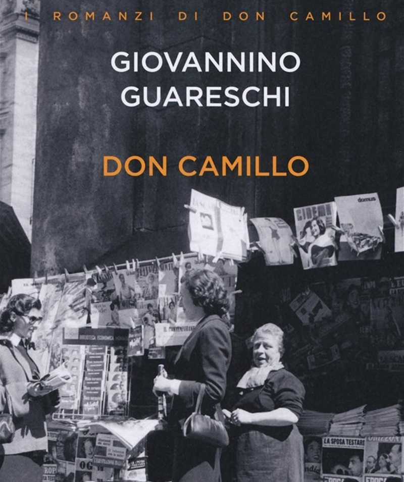 Giovannino Guareschi - Libro di Don Camillo