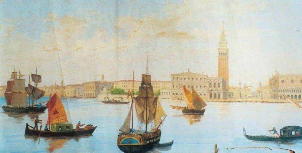 Giovanni Biasin - Barche
