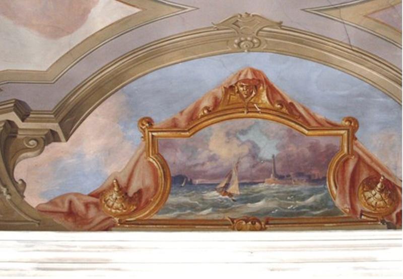 Giovanni Biasin - Dettaglio di decorazione