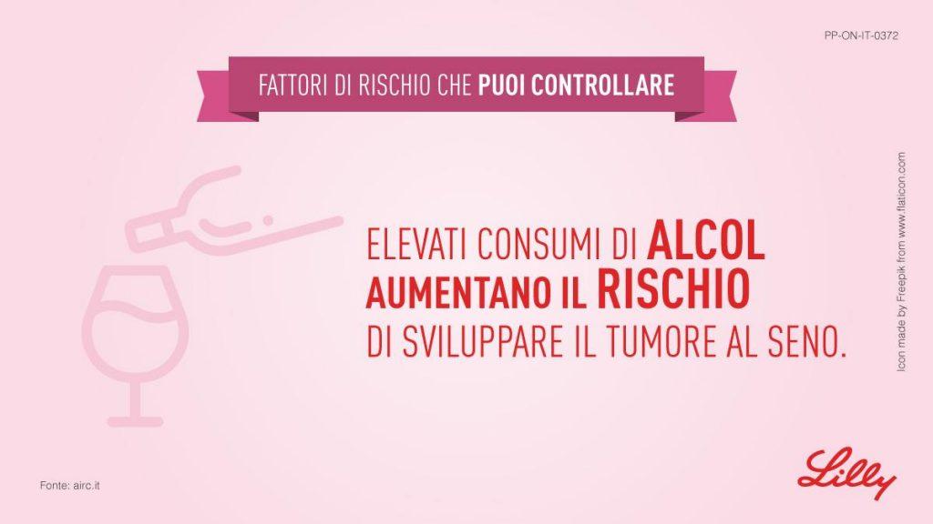 tumore al seno - Locandina campagna pubblicitaria