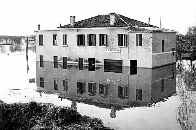 Alluvione In Polesine Del 1951