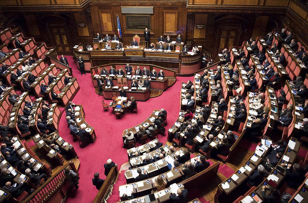 La casellati - il Senato della Repubblica