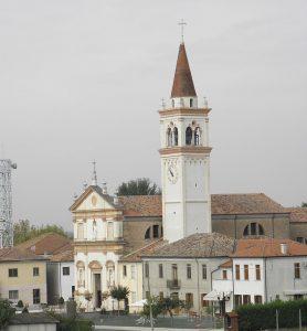 Guarda Veneta - La chiesa di San Domenico