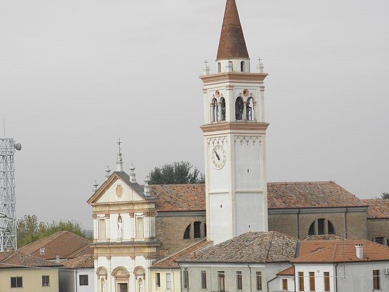 Guarda Veneta - La chiesa di San Domenico