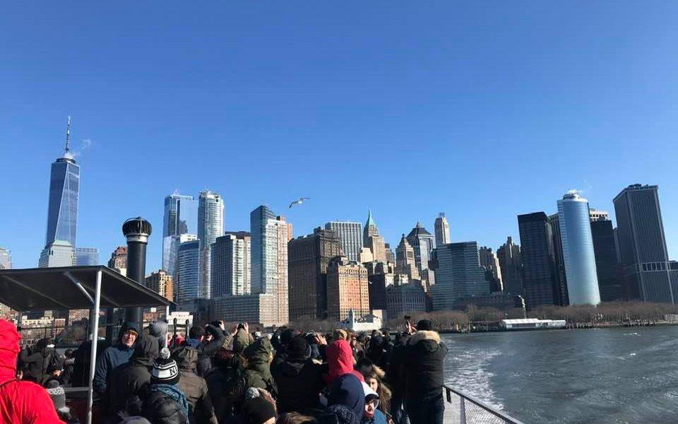 il viaggio alla scoperta di New York giunge al termine