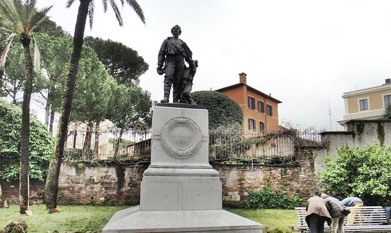 Ciceruacchio - Angelo Brunetti