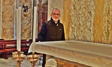 Don Riccardo - il sacerdote in parrocchia