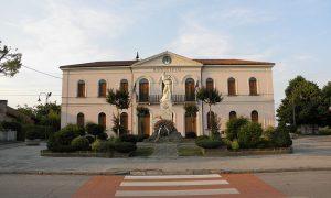 Frassinelle Polesine - la località di Frassinelle