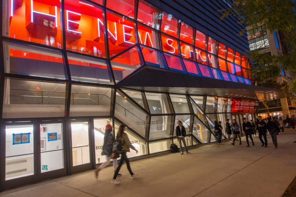 New School di New York