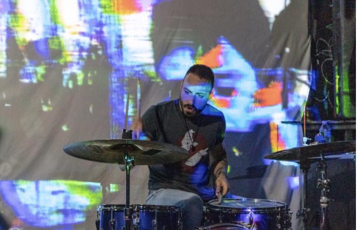 Luca Bertaglia in concerto