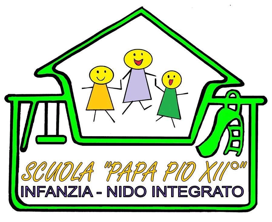 logo scuola materna e nido integrato