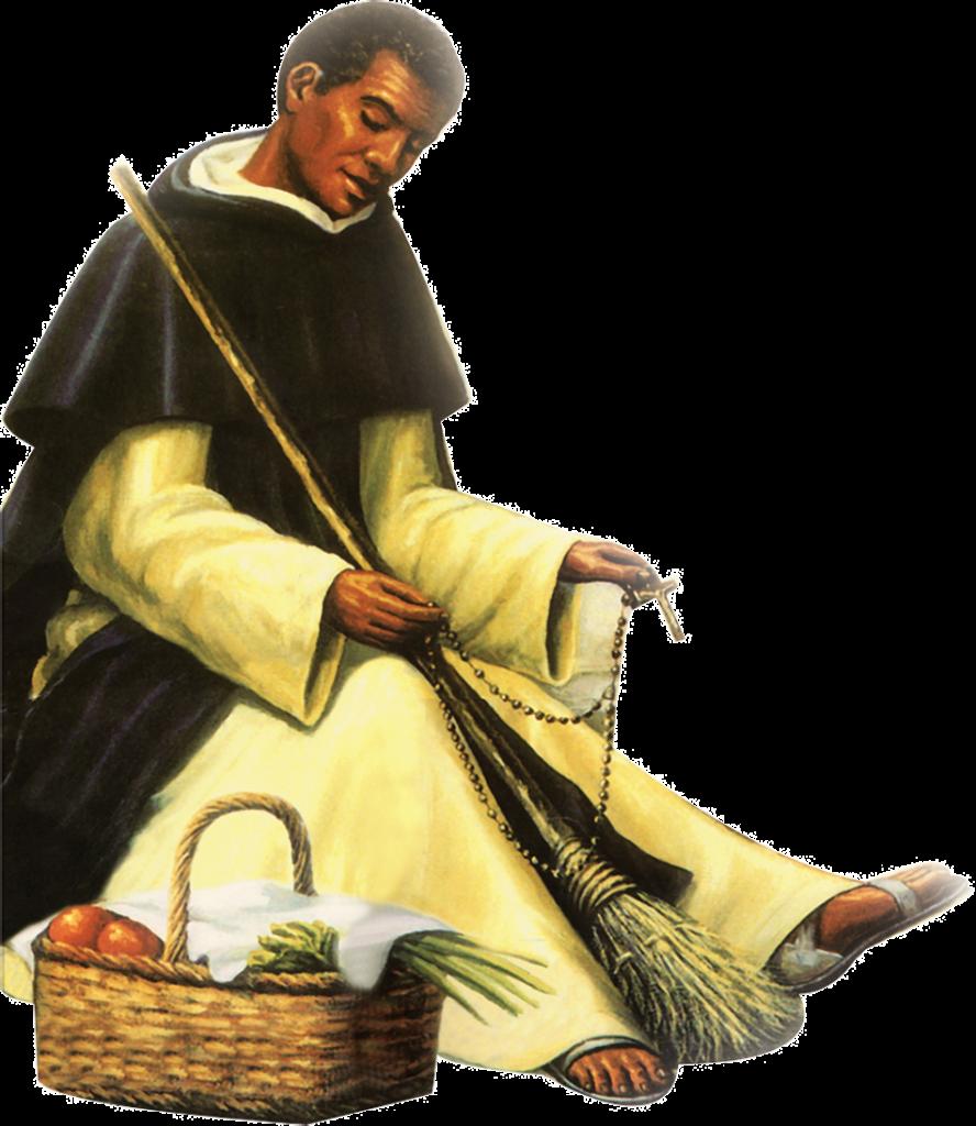 Ordine Benedettino - Domenicano seduto