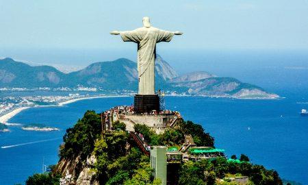 Polesani in Brasile - Cristo Benedicente in Brasile