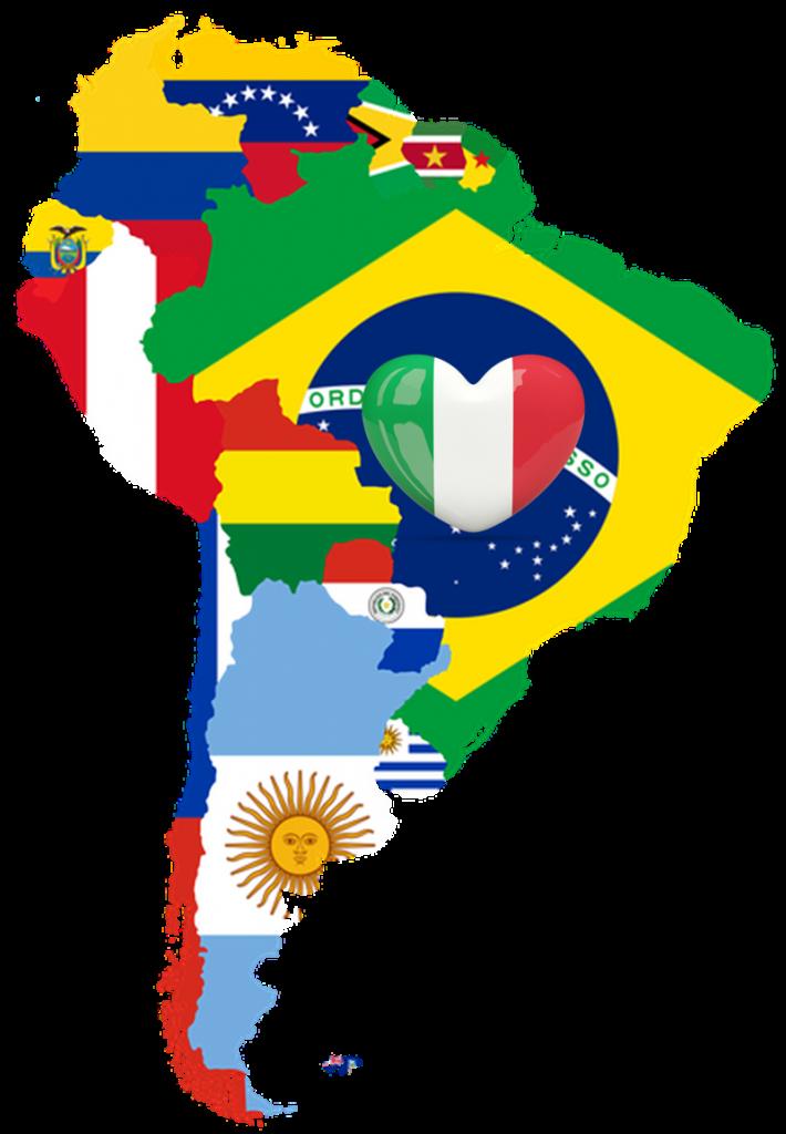 Veneti in Sud America - America Latina con un cuore italiano