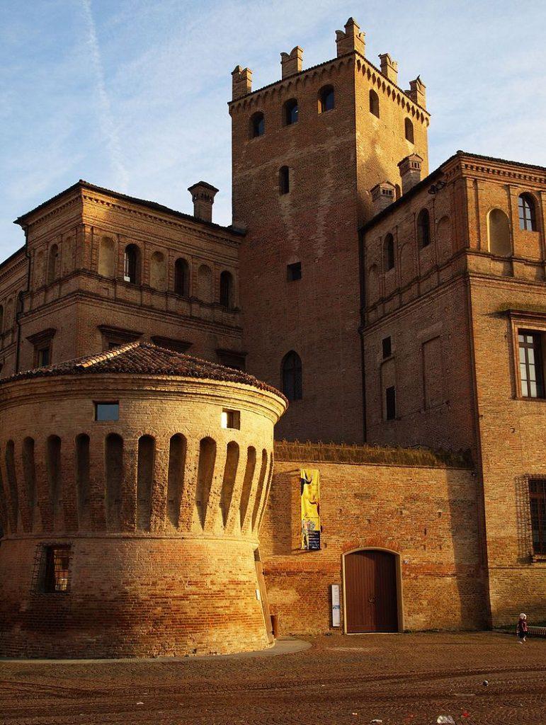 Polesani in gita a Carpi - Palazzo Pio